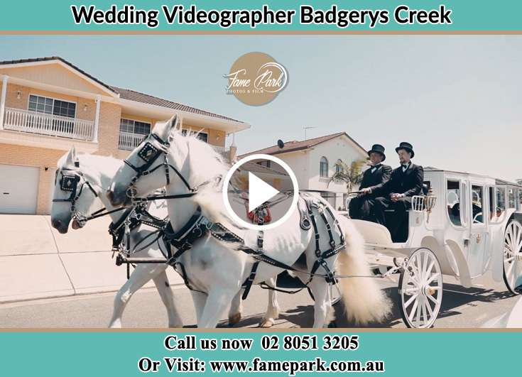 The wedding carriage Badgerys Creek NSW 2255
