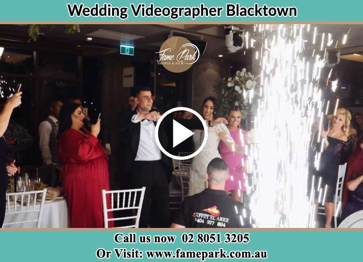 Bride and Groom at the dance floor Blacktown NSW 2148