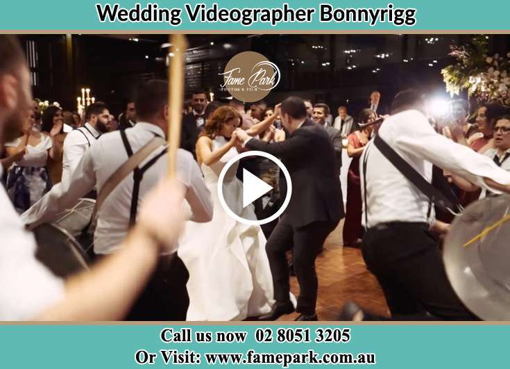 Bride and Groom at the dance floor Bonnyrigg NSW 2177