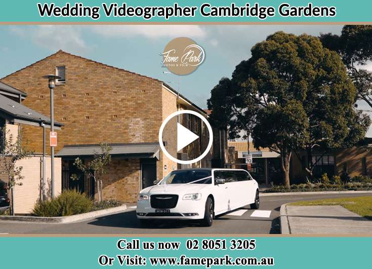 The Bridal car Cambridge Gardens NSW 2747