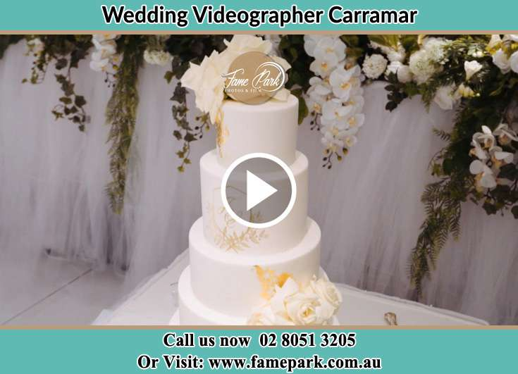 The wedding cake Carramar NSW 2163