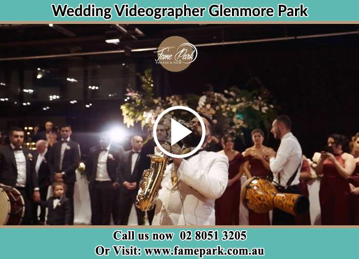 The live band during the event Glenmore Park NSW 2745