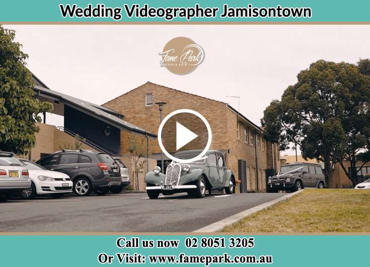 The Bridal car Jamisontown NSW 2750