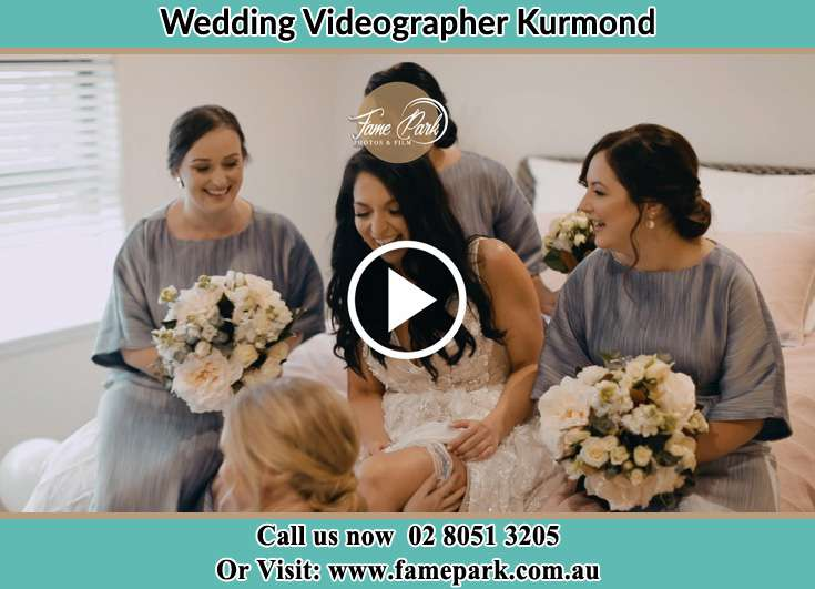 Bride and her secondary sponsors already preparing for the event Kurmond NSW 2757