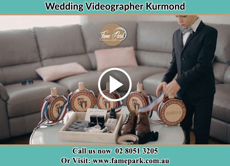 Groom wedding accessories Kurmond NSW 2757