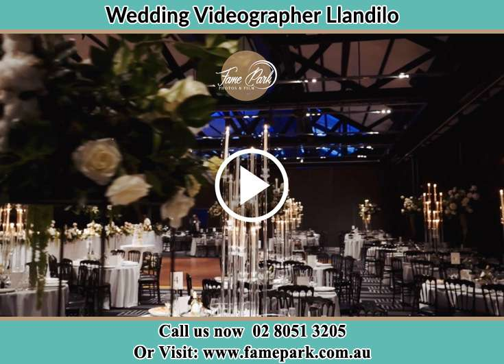 The reception Llandilo NSW 2747