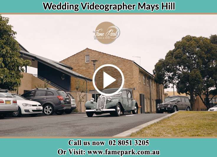 The bridal car Mays Hill NSW 2145