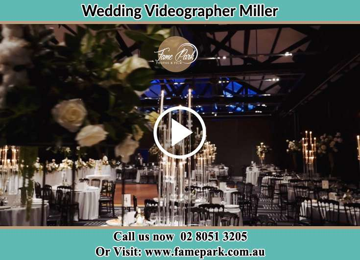 The reception Miller NSW 2168
