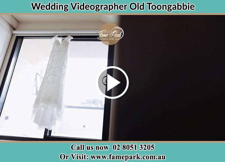 The wedding dress Old Toongabbie 2146