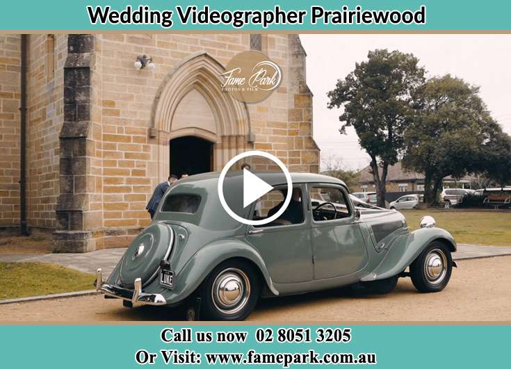 The wedding car Prairiewood NSW 2176