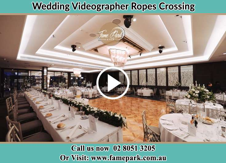 The wedding reception venue Ropes Crossing NSW 2760