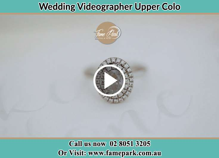 The wedding ring Upper Colo NSW 2756