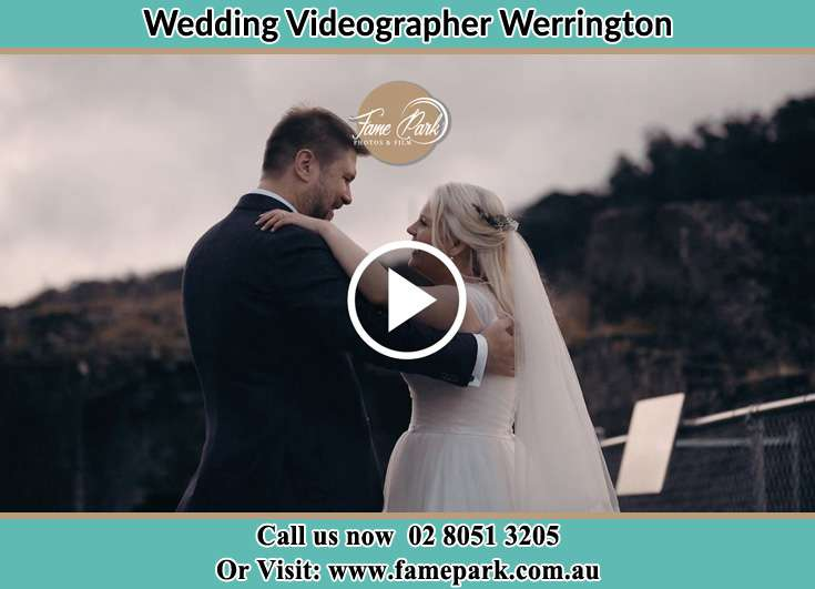 The new couple dancing outdoors Werrington NSW 2747
