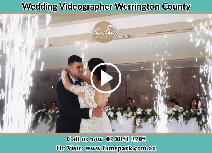 The new couple dancing on the dance floor Werrington County NSW 2747