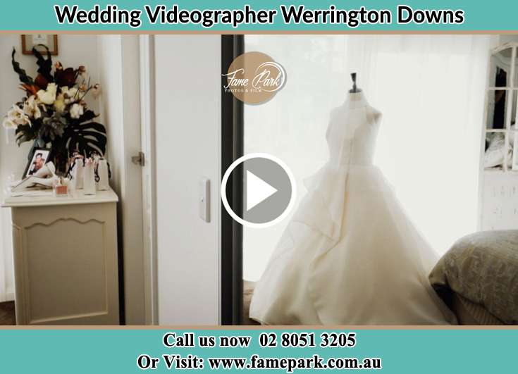 The wedding dress Werrington Downs NSW 2747