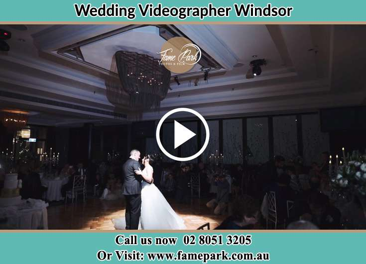 The new couple dancing on the dance floor Windsor NSW 2756